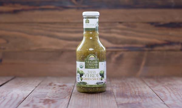 Organic Salsa Verde - Green Salsa