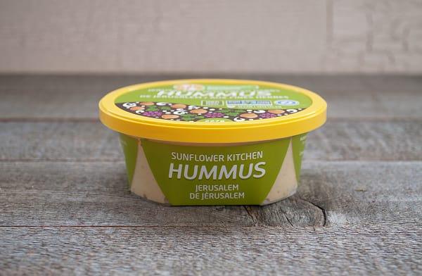 Jerusalem Hummus