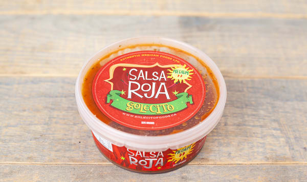 Medium Salsa Roja