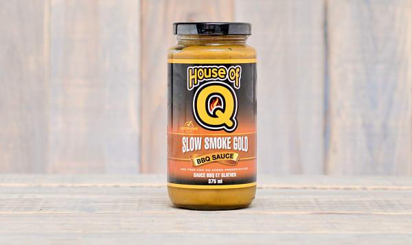 BBQ Sauce Slow Smoke