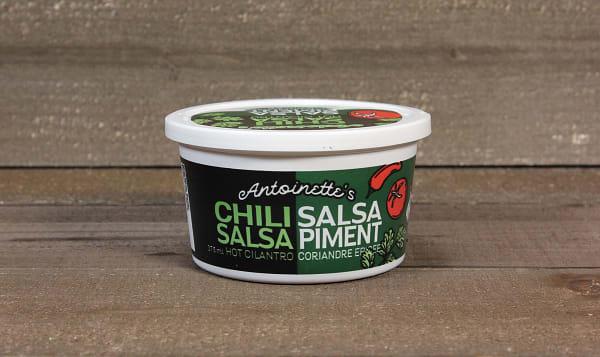 Hot Cilantro - Chili Salsa