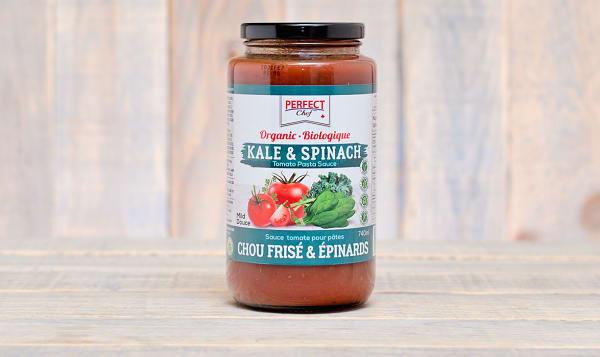 Organic Kale & Spinach Pasta Sauce