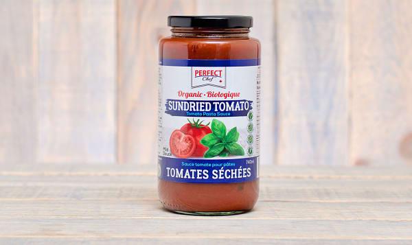 Organic Sundried Tomato Pasta Sauce
