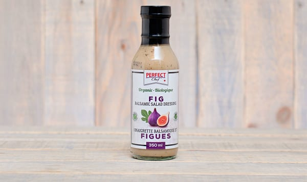 Organic Fig Balsamic Salad Dressing