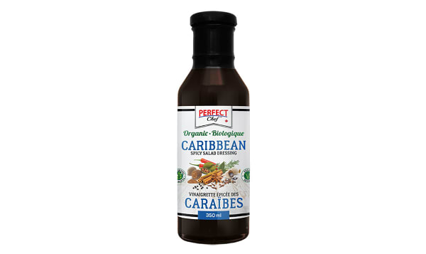 Organic Caribbean Spicy Salad Dressing