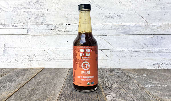 Organic Chili Garlic Teriyaki Sauce