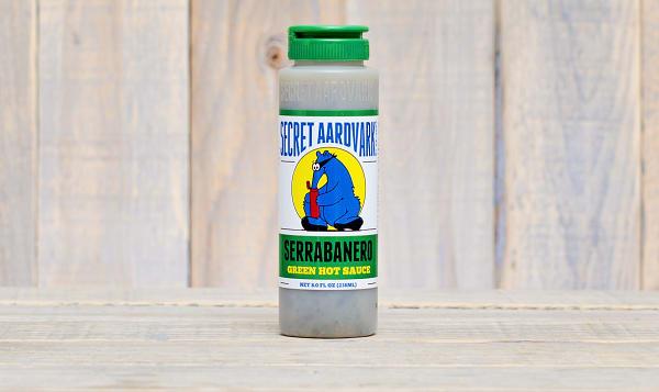 Serrabanero Hot Sauce