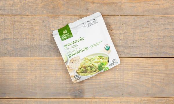 Organic Guacamole Mix
