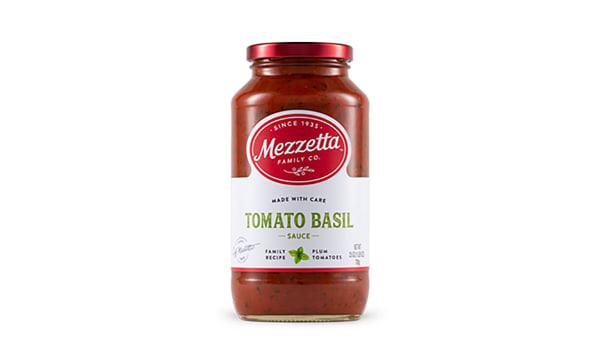 Napa Valley Tomato & Sweet Basil Pasta Sauce