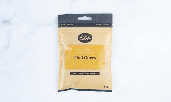 All-In-One Thai Curry