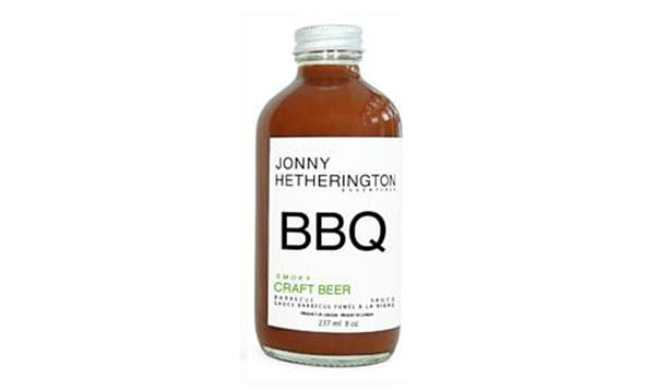 Craft Beer BBQ Sauce