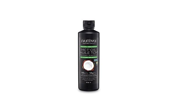 Organic MCT Coconut Oil