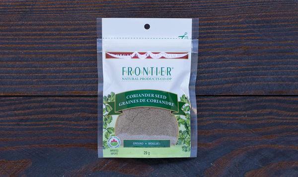Organic Coriander Seed Powder