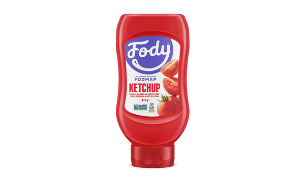 Tomato Ketchup - Low FODMAP!