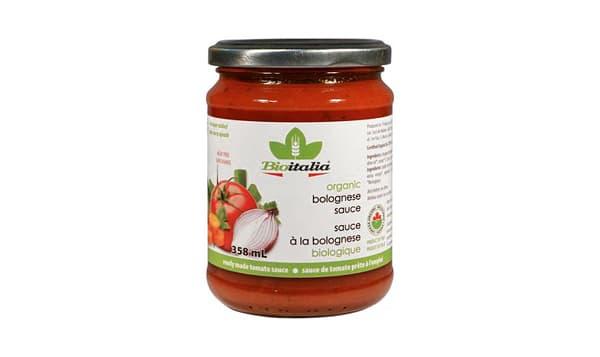 Organic Bolognese Sauce
