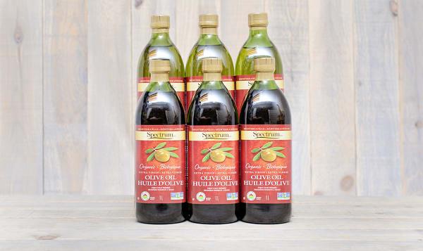 Organic Extra Virgin Mediterranean Olive Oil - CASE