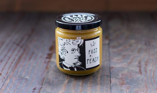Fuzz E. Peach