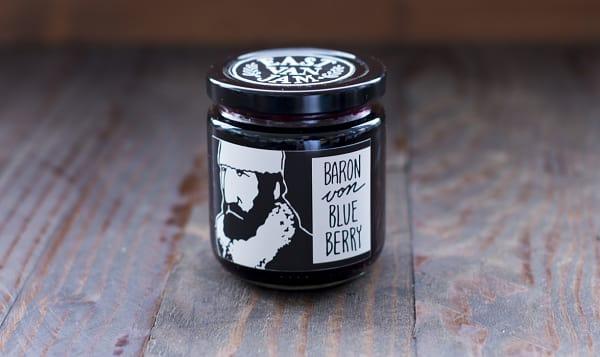 Baron Von Blueberry