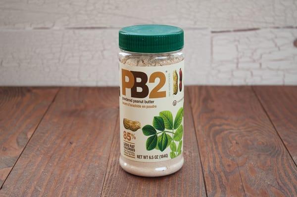PB2: Powdered Peanut Butter