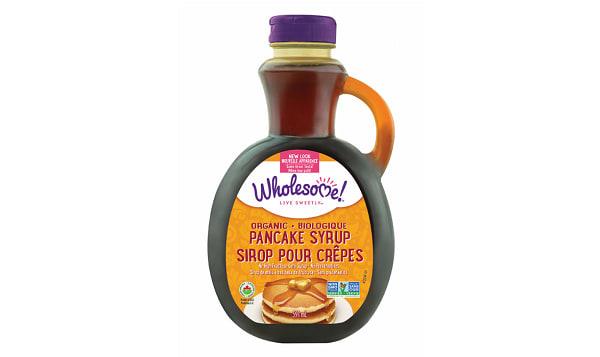 Organic Pancake Syrup
