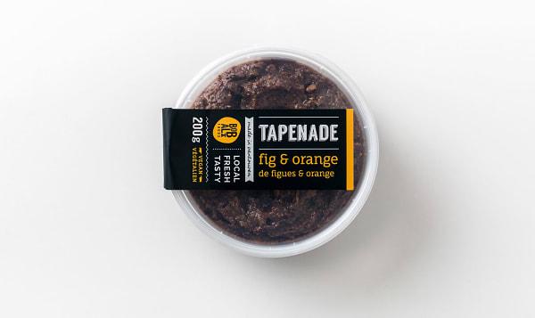 Fig & Orange Tapenade