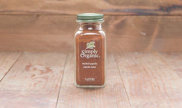 Organic Smoked Paprika