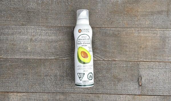 100% Avocado Oil Spray