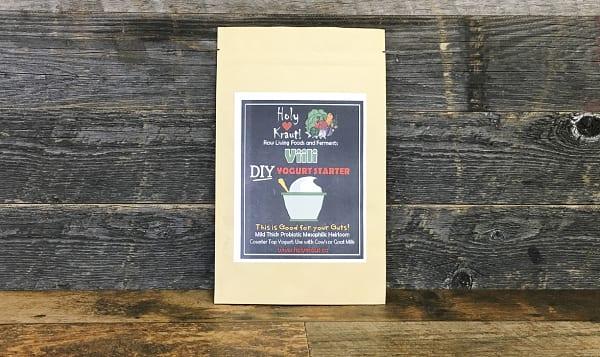 DIY Yogurt Starter Kit - Viili