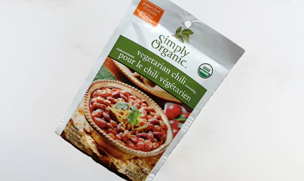 Organic Veggie Chili Seasoning Mix