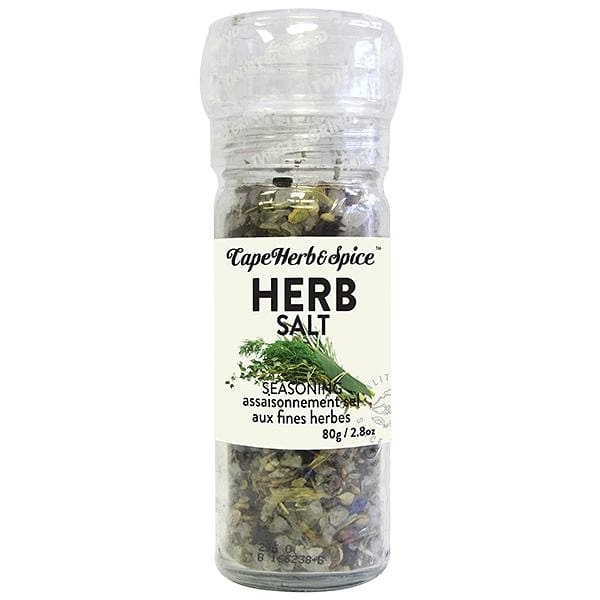 Herb Salt Seasoning Grinder