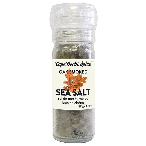 Smoked Sea Salt Grinder