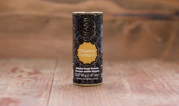 Organic Alleppery Turmeric