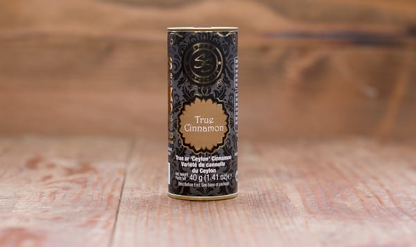 Organic True Cinnamon