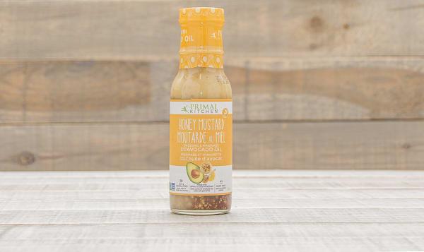 Honey Mustard Vinaigrette Featuring Avocado Oil