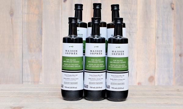 Balanced Extra Virgin Olive Oil - CASE