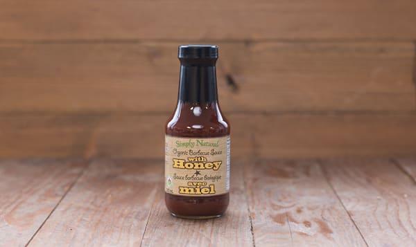 Organic BBQ Sauce, Honey
