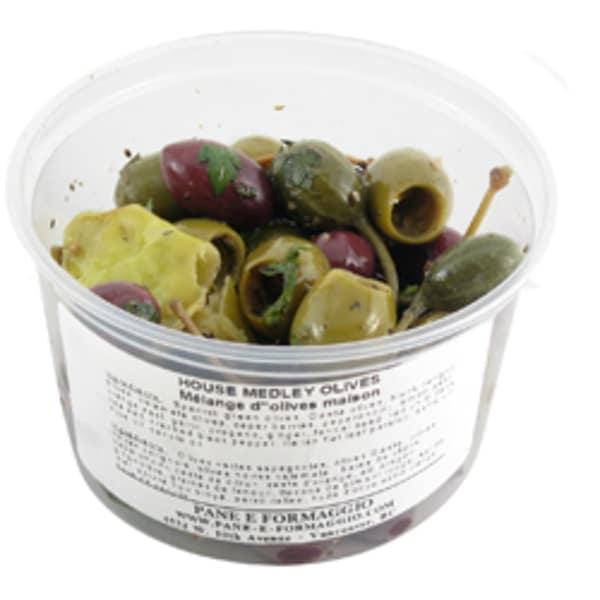 House Medley Olives