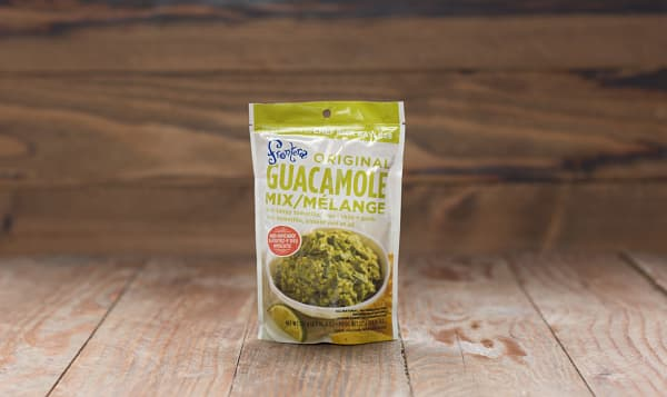 Original Guacamole Mix with Tangy Tomatillo, Green Chile + Garlic