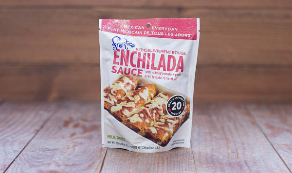 Enchilada Sauce, Red Chile
