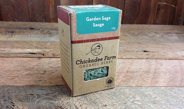 Organic Garden Sage