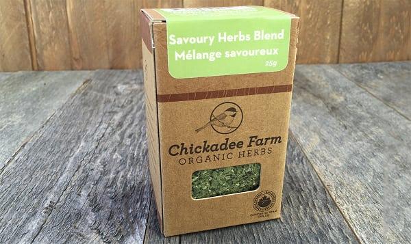 Organic Savory Herb Blend (Soups & Sauces Blend)