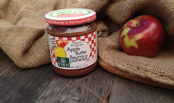 Organic Apple Butter