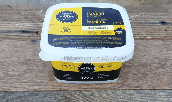 Duck Fat (Frozen)