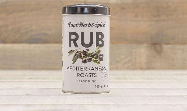 Mediterranean Roasts Seasoning