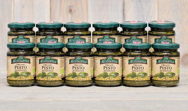 Organic Pesto - CASE