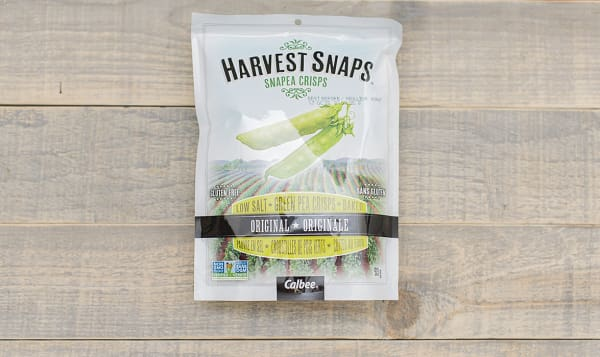 Lightly Salted Snapea Crisps