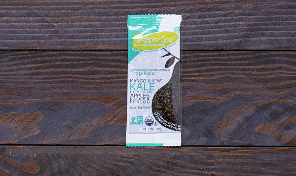 Organic Tropikale Mango & Kiwi Kale Fruit & Veggie Strip