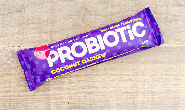 Coconut Cashew Probiotic Bar