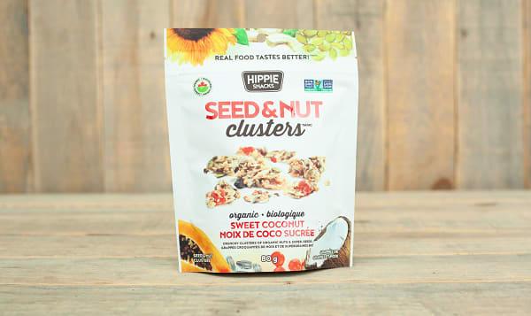 Organic Sweet Coconut Seed & Nut Clusters