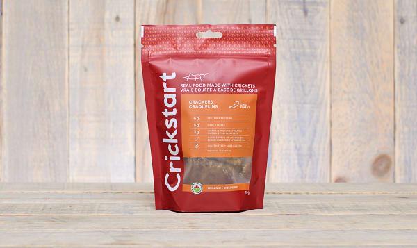 Organic Chili Crackers